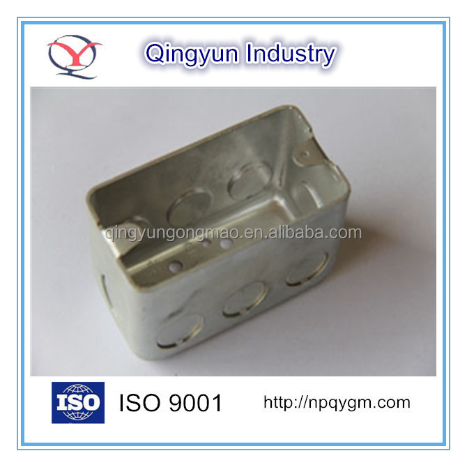 Aluminium Rectangle Terminal Box