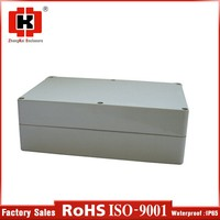 electrical PVC cable box plastic project enclosures