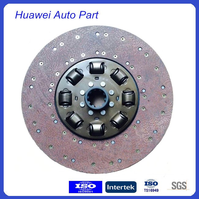 Auto Brake Systems clutch plate /clutch disc/clutch kit for bus with top quality