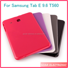 [Soar]Tabet TPU Case For Samsung Galaxy Tab E 9.6 T560 Jelly Soft Gel Case Cover For Samsung Tab e 9.6 T560 561 Tablet