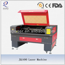 twin heads laser cutting machine with two heads / double heads laser cutting machine