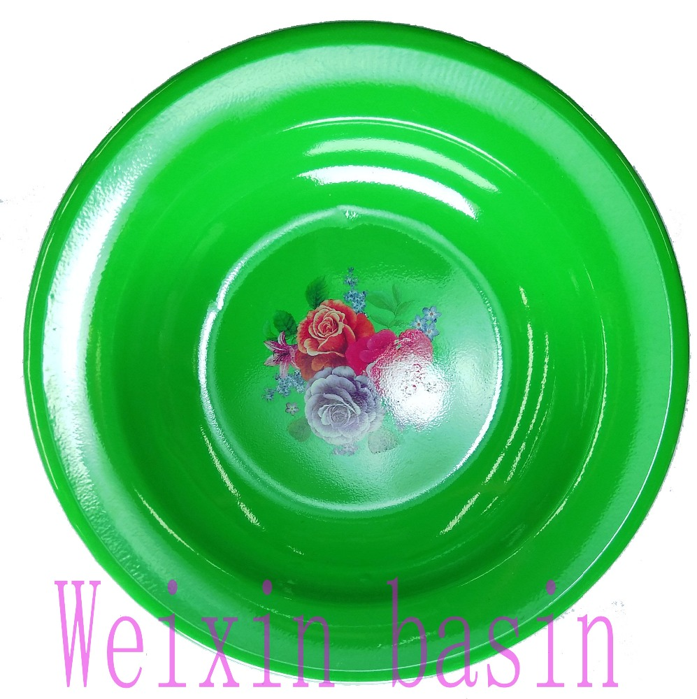 Enamel Wash Basin/Enamel Metal Basin/Hand wash basin