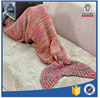 Factory Direct Hot Seller Mermaid Tails Blankets ,Crochet Mermaid Tail High Quality