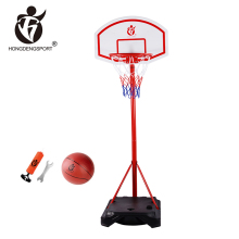 2.25m portable height adjustable outdoor stand in ground basketball hoops for adults
