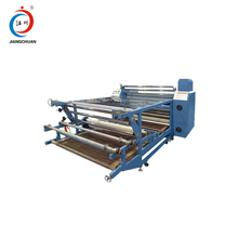 ce approved fabric garment printing roll to roll digital label heat transfer machine