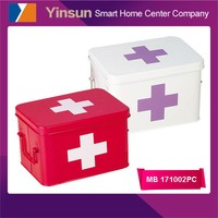 First Aid Kit Emergency Survival Medical Rescue Box Treatment Case For Disaster Rescue