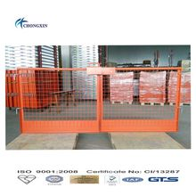 Scaffolding Steel Loading Bay Double Gate for Safe Work