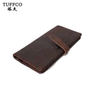 Fashion handbag rfid wallet women purse men leather long wallet