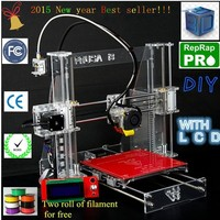 2015 biggest Discout Manufacturer direct sale! Large 3D printer/ 3d print machine/ desktop FDM 3D printers