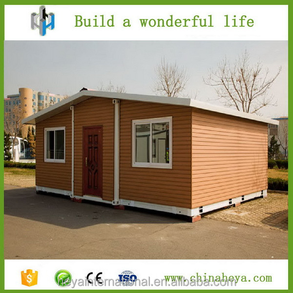 2016 Prefabricated house and modular huts