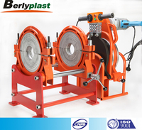 China new technology Portable Butt plastic Welder for pipe