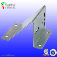 High precision OEM steel metal bending part, stamping bending parts ,sheet metal spare parts