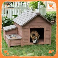 New Design Made In China Standard Design Practical Big Dog House