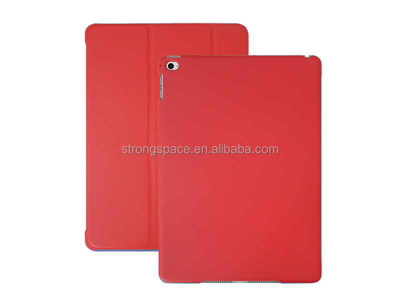 excellent quality stand leather case cover for Ipad Mini 4
