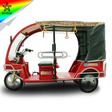 New petrol tricycle electric cycle rickshaw bajaj three wheel in india Venus-SRAKA4