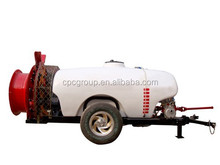 1200l-1500l orchard large trailer sprayers reach 5 metes in height