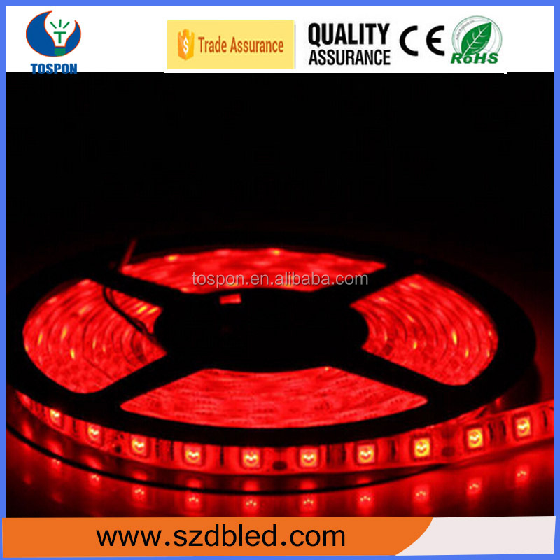 Party decoration led light strip for christmas Waterproof LED Flexible Strip ip65 small battery operated led strip light