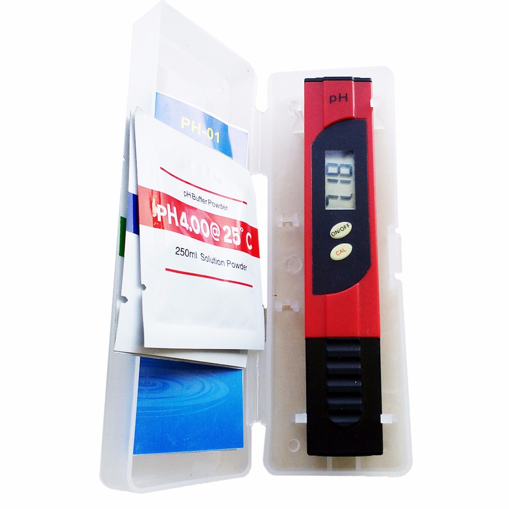 china pen type ph meter