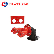 wall type fire-fighting pumper adapter tohatsu fire pump