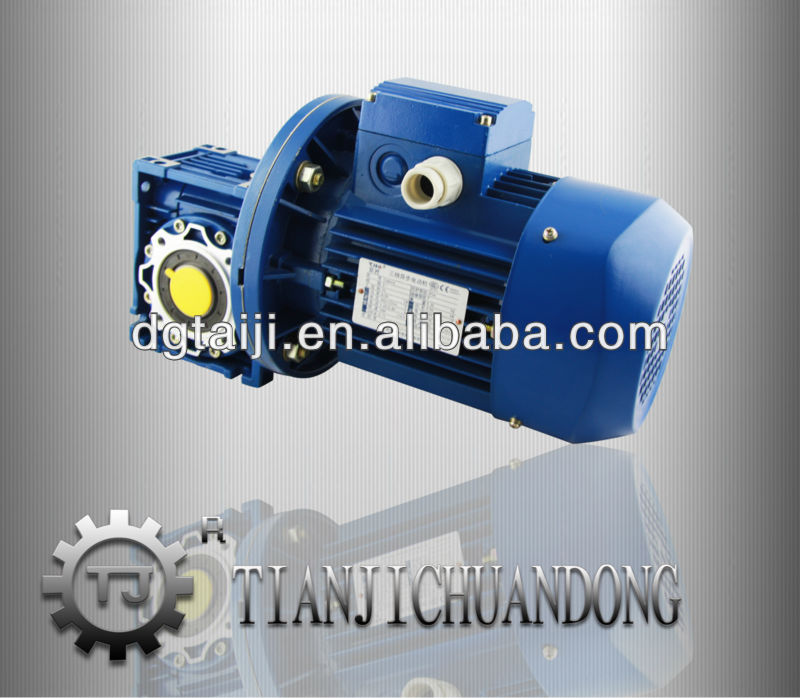 Supplying high quality NMRV series zf gearbox with motor
