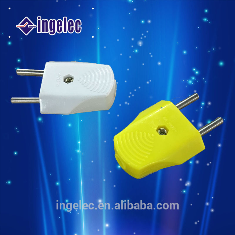 YiWu No.1 different types 220v plugs male female multiple adaptor plug
