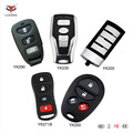 lixing flip key cover anti-hijack alarm car spy