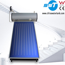 heater non electric solar water heater