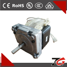 High torque low rpm low noise ac BBQ gear motor with Multiple insurance security