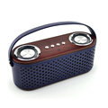 New Private Mold High Qaulity Waterproof Power Bank Wireless Bluetooth Speaker RM2-2