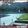 frameless glass pool child safety fence