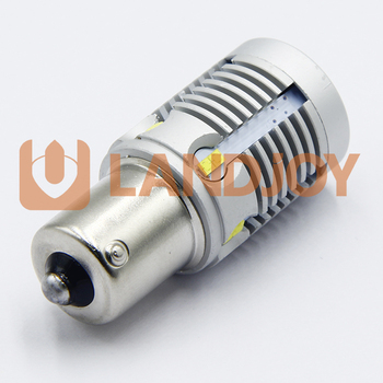 LED BULB 23W 1.8A 10v-32v 1500lm 7440 7443 1156 1157 T15  cars trucks
