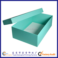 Customize Corrugated Shoe Box With Company