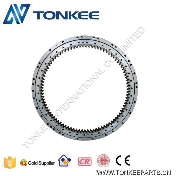 FY 12-008S PC120-6 4D95 slewing bearing PC120-6 slewing ring