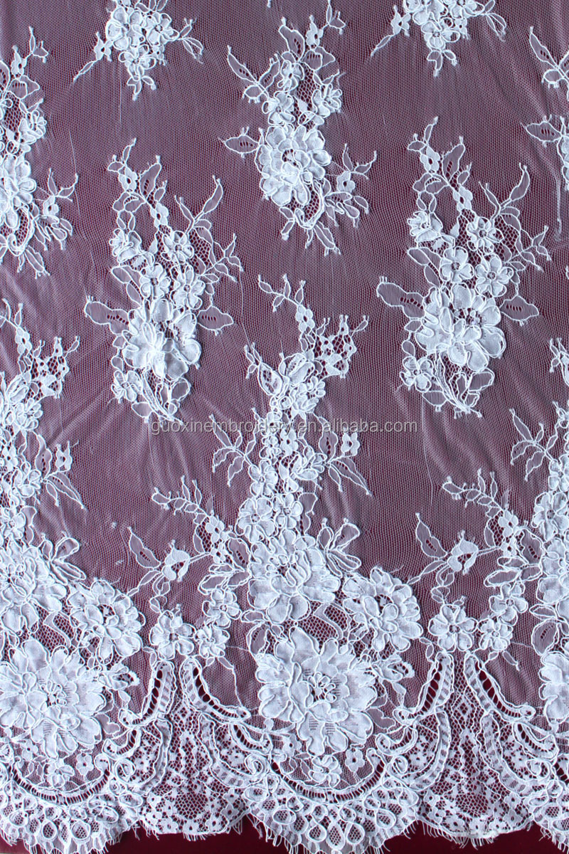 2014 Cotton Guipure Lace Timeless Chantilly Lace