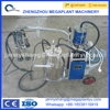 Cattle farms small vacuum type cow milking machine of cheap price
