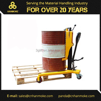 Portable Hydraulic Drum Truck