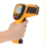 Non-Contact High precision LCD display IR Infrared Digital Handheld Temperature Gun Thermometer GM1150