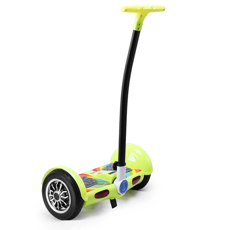 Factory price balancing handle hoverboard 2 wheel drifting scooter