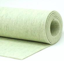 3mm 5mm 8mm 10mm thick hard pressed white wool felt for industry