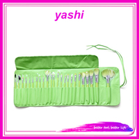YASHI waterproof makeup foundation makeup 24Pcs Makeup Brush Set
