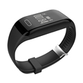 2016best quality smart heartbeat fitness trackers with good fitness app fitnesstracker with puls sensor for IOS and Android both