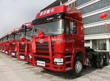 made in china 6x4 drive 10 wheel and payload heavy tractor truck for sale