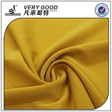 Fashion ITY plain dyed cheap fabric for evening dress