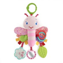 ICTI factory stroller hanging toy infant musical mobile toy play mobile toys