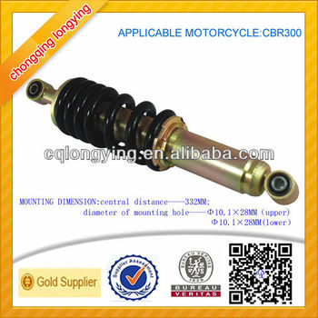 Racing Motorcycle Shocks