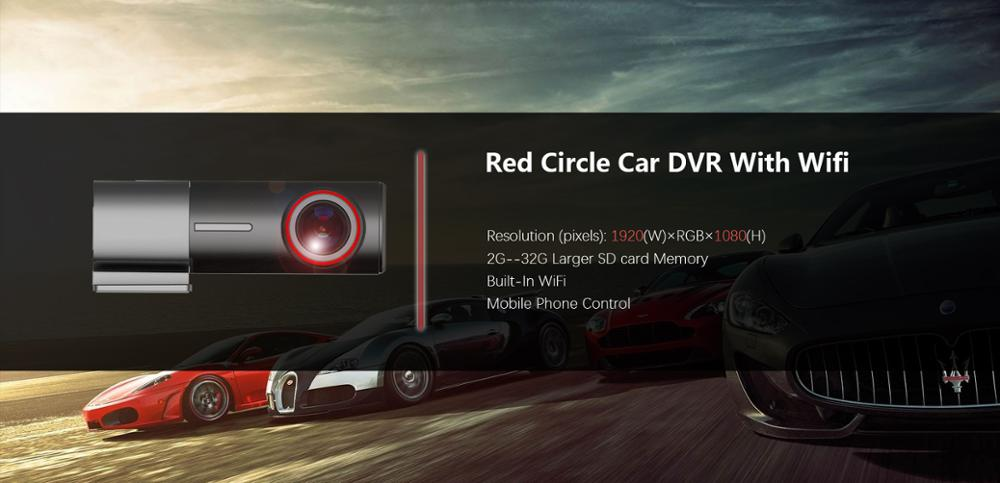 new style camera wifi car dvr without display