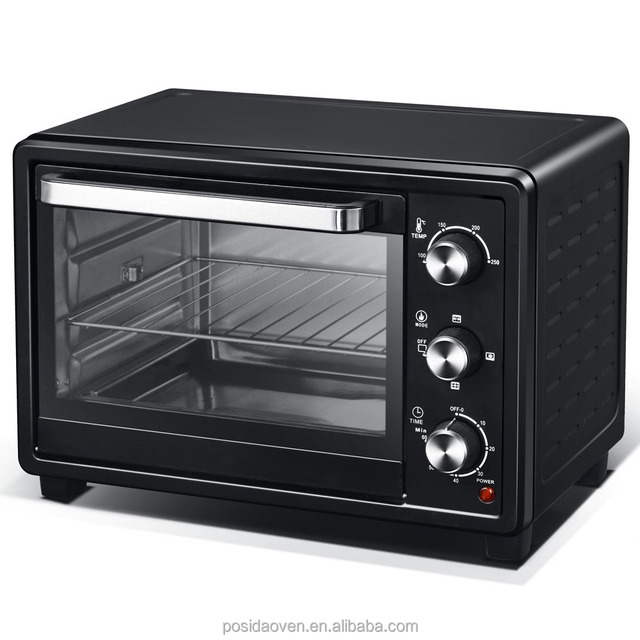 Posida 23L Best Portable Electric Toaster Oven with CE CB RoHS EMC