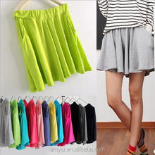 2.37 USD WK029 Ladies modal sports short pants with many color