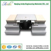 Hotel heavy duty 6063 aluminum alloy metal expansion joints