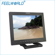 "15"" High Definition 1024x768 Metal Broadcast HD Monitor with 3G HD-SDI,HDMI,Composite,Component P150-3HSD"